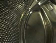 Como limpar uma cúpula de ar Kenmore arruela