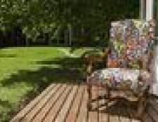 Como limpar martha stewart almofadas ao ar livre todos os dias