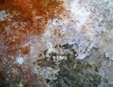 Como limpar depósitos minerais fora com ácido muriático