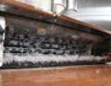 Como limpar bobinas do condensador de geladeira