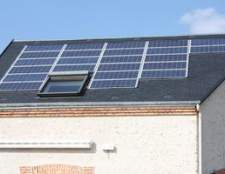 Como combinar a energia solar para executar geotérmica