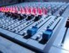 Como conectar um misturador para um amplificador