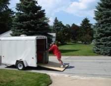 Como converter um reboque de carga para um campista