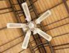 Como converter um ventilador de teto para a energia solar