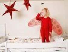 Como converter lençóis para as camas de beliche