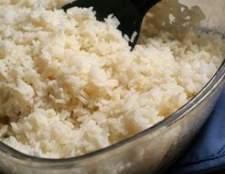 Como cozinhar o arroz na panela de arroz cuisinart