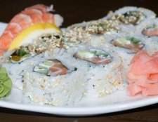 Como cozinhar arroz de sushi