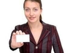 Como copiar um cartão de visita de uma copiadora