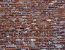 Como cobrir tijolo velha com revestimento de vinil