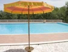 Como criar sombra em uma piscina