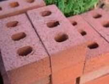 Como cortar tijolo com uma serra