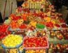 Como cortar a arte da fruta