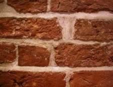 Como até à data, tijolos e blocos de cimento