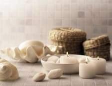Como decorar uma casa de banho com conchas