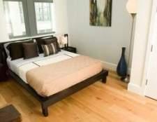 Como decorar um quarto com mobiliário preto