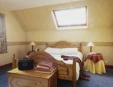 Como decorar quartos com colchões de ar