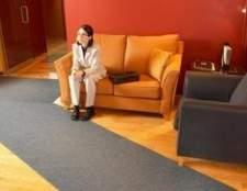 Como decorar sua casa com um sofá alaranjado