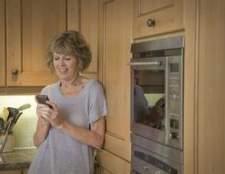 Como apagar mensagens em um telefone de casa