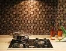 Como conceber uma pequena cozinha de luxo