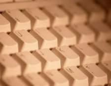 Como desativar um teclado com visual basic