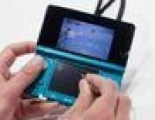 Como fazer o download do software através de jogo ds download