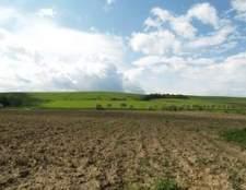 Como para drenar um campo molhado