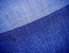 Como tingir tecido de linho