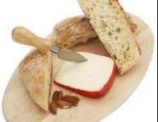 Como comer queijo gouda