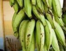 Como comer bananas