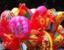 Como prolongar a vida de balões de hélio