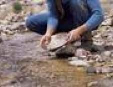 Como extrair, separar e refinar ouro