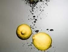 Como extrair o ácido cítrico à base de limões