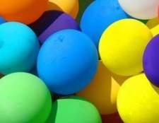 Como encher balões de hélio em casa