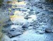 Como encontrar ouro em um riacho