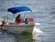 Como descobrir o que a hélice que eu preciso para o meu barco