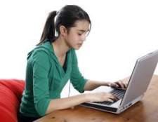 Como encontrar o registro de bate-papo do seu filho em um computador