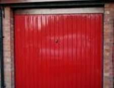 Como terminar um interior da garagem