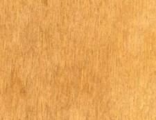 Como terminar folheado de madeira