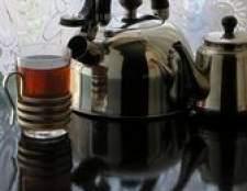 Como corrigir ou substituir utensílios de Revere assobios chá chaleira