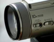 Como focar uma câmara em uma coisa e desfocar o fundo