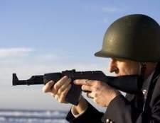 Como obter uma licença de florida arma escondida com um dd-214