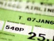 Como obter um certificado e de companhias aéreas unidos