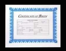 Como obter certidões de nascimento de substituição no Condado de Cook, Illinois