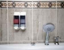 Como se livrar da casa de banho espuma de sabão