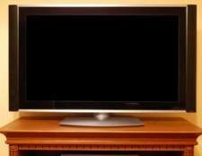 Como se livrar de retenção de imagem linha vertical em uma TV de plasma