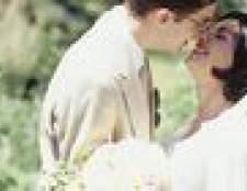 Como ter uma cerimônia de casamento aliança