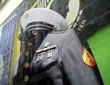 Como identificar ramos de uniformes militares