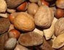 Como identificar nozes de nogueira