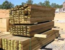 Como identificar a madeira serrada sequóias pinho abeto