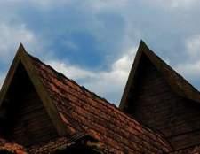 Como para identificar as partes de um telhado
